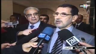 الجزائر : اجتماع وزراء خارجية المغرب العربي