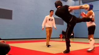 UKC Kickboxing: Canterbury vs Medway 2