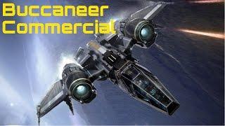 Star Citizen Commercial: Drake Buccaneer