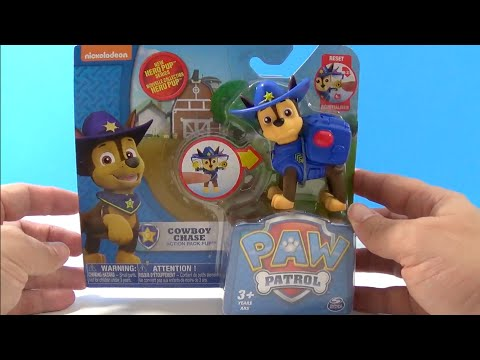 unboxing-action-pack-paw-patrol-*hero-cowboy-pup*-series-review-and-play