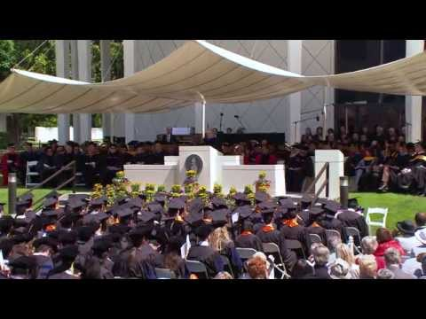 Caltech Commencement Address - Daniel H. Yergin - June 13, 2014 ...