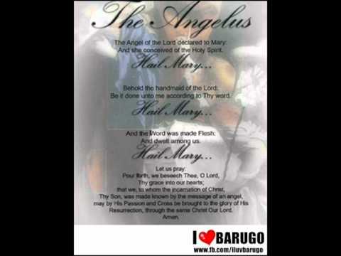 angelus prayer mp3 free download