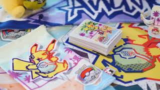 2017 Pokémon World Championships: The Welcome Kit
