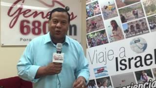 Viaje a Tierra Santa 2016 con el Grupo Génesis y el Dr. Edwin Lemuel Ortíz
