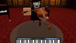 Roblox Fur Elise Violin 720p HD