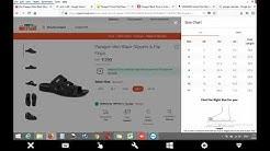 How To Find Slipper Size On Online ? ऑनलाइन स्लिपर मंगवाने से पहले सचेत ?