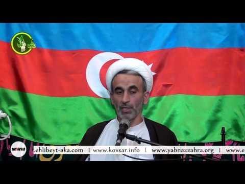 Hacı Əhliman cümə moizəsi 08042016