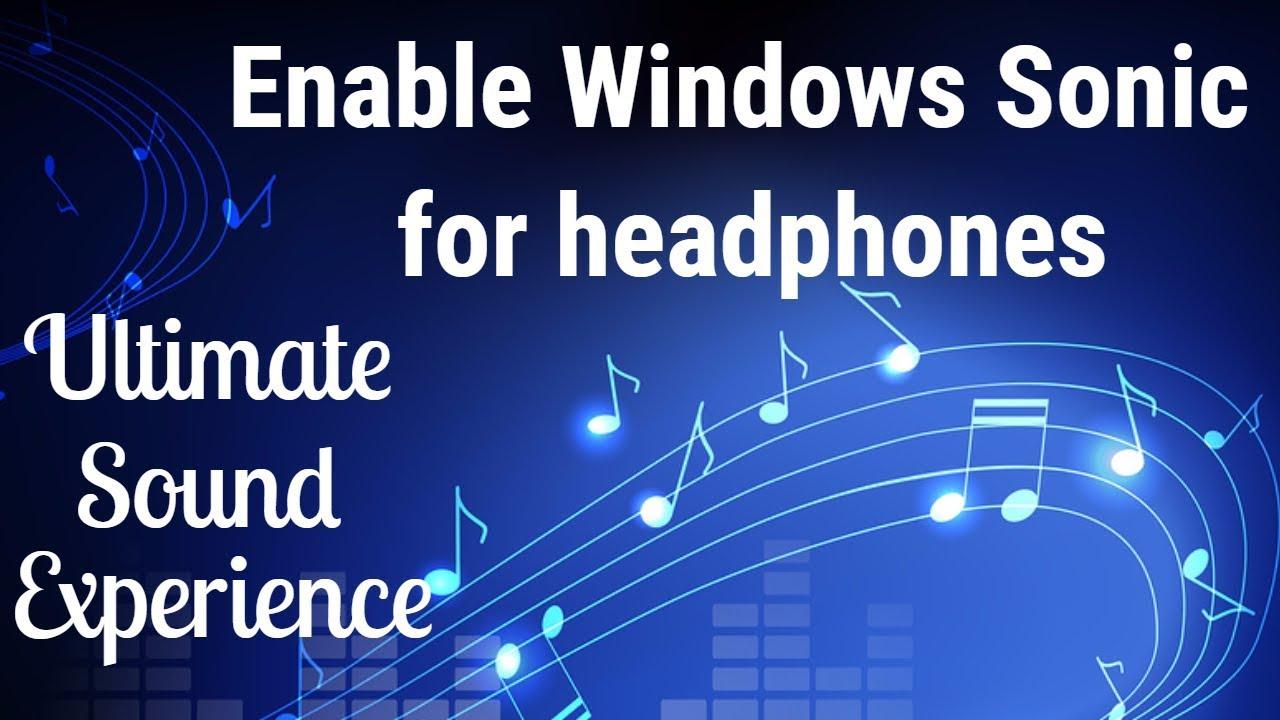 how to add headphones to windows 10