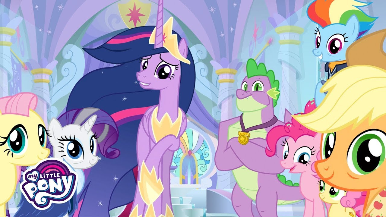- My Little Pony Sing Along Compilation 🎶 My Little Pony