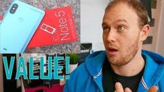 Xiaomi REDMI NOTE 5 Detailed Preview - Best Ever Value Phone?