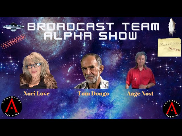 Tom Dongo-Extraterrestrial Contacts and Real Life Stories & Experience