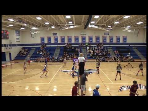 Volleyball: Andover vs Spring Lake Park - YouTube