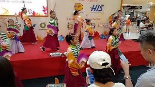 Japan Festival in Malaysia 2018 Yosakoi Dance Performance