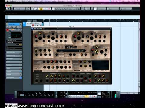 How to create a basic synth riser