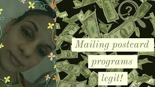 Make Money Mailing Postcards Mailing Flyers Stuffing Envelopes Easy Work From Home How To Make Money
