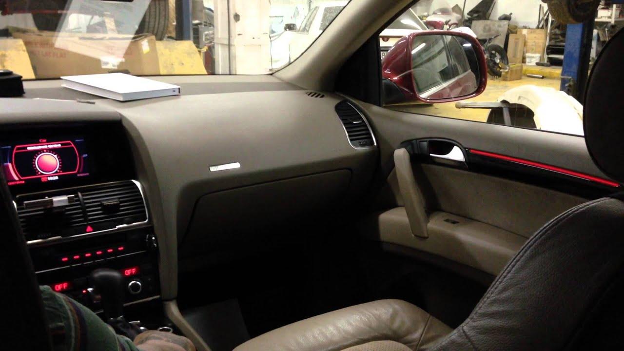 Audi Q7 Interior Light
