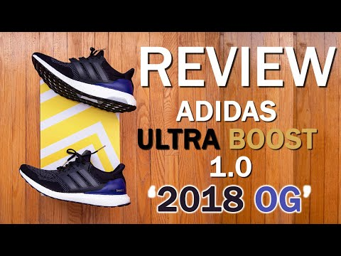 adidas Ultra Boost 1.0 '2018 OG' Review and On Feet