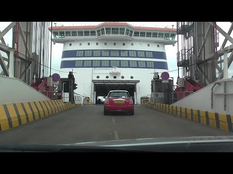 P&O Ferries - Spirit Of France - Calais To Dover