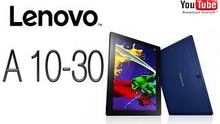 Lenovo Tab 2 A10-30. Обзор. Достоинства и недостатки.