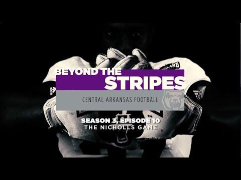 Football: Beyond the Stripes 2016, Episode 10