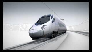 Alstom New Pendolino promotional video