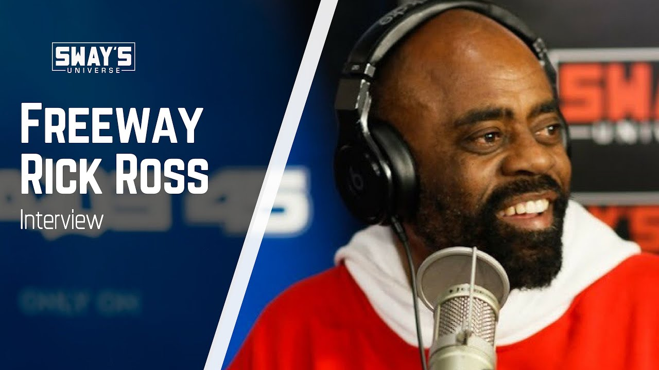Freeway Rick Ross Speaks On Trying To Reshape His Community From All The Damage He Has Done