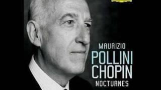 Fryderyk Chopin, Nokturn As-dur nr 2 Op. 32. Maurizio Pollini.