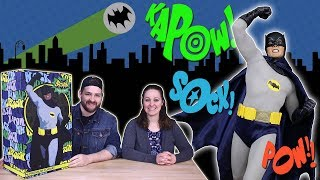 Unboxing the Classic Batman Premium Format Statue | Great Deal!