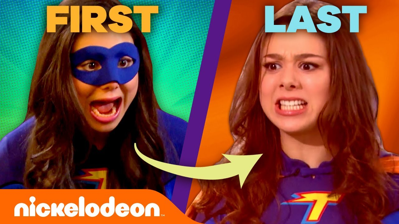 Download The Thundermans' FIRSTS & LASTS! | Nickelodeon