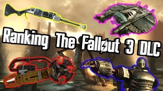 Fallout Fives | Ranking The Fallout 3 DLC |