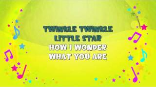 Twinkle Twinkle Little Star Karaoke