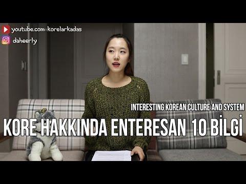Kore hakkında enteresan 10 bilgi