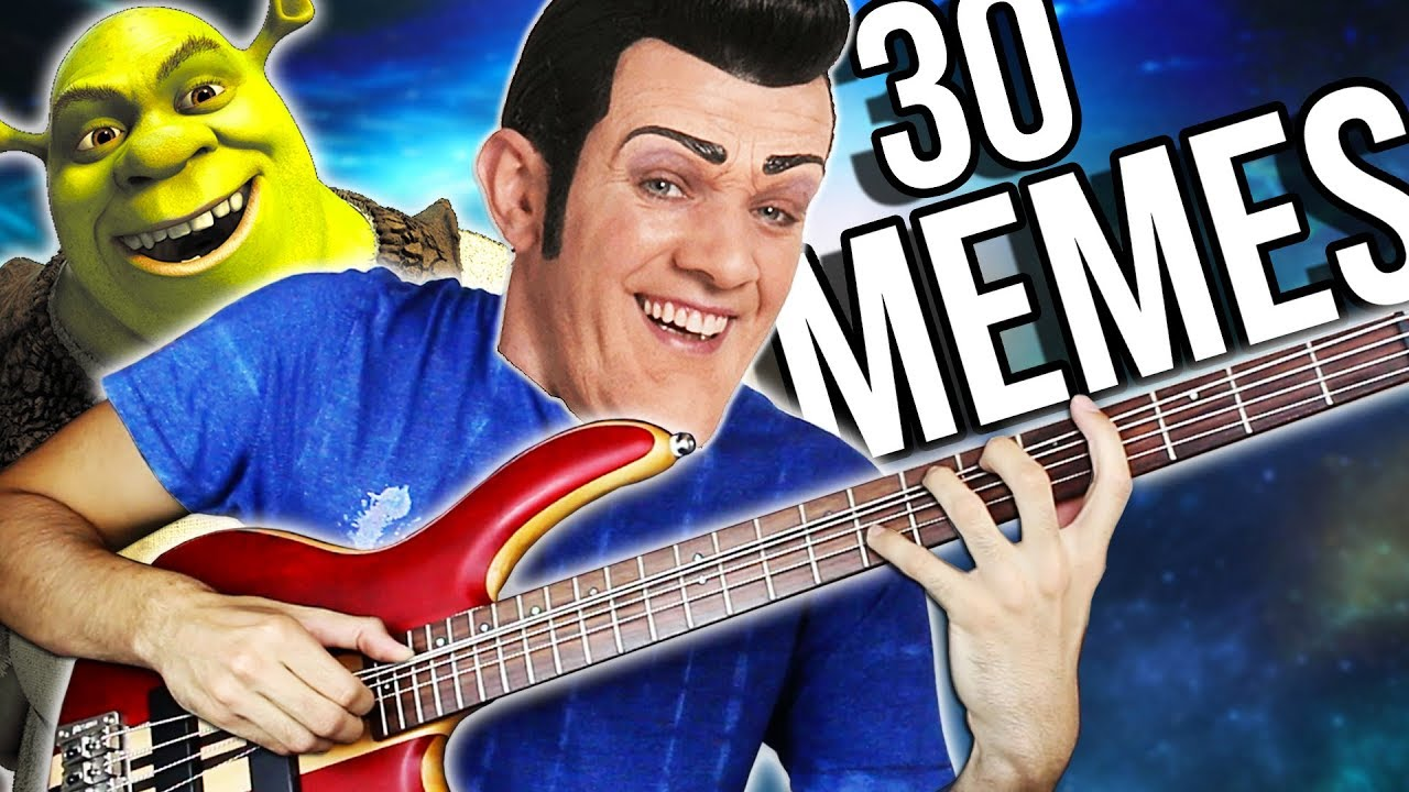 30 MUSIC MEMES in 2 MINUTES YouTube