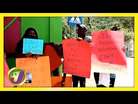 Stop the Violence Against Women in Jamaica | TVJ News