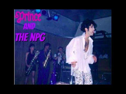 Prince & The NPG - Barcelona After show. Sala Estándard 1993. Mp3