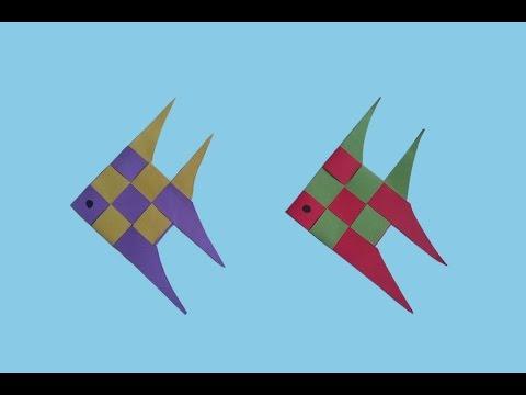 Cara membuat hiasan ikan dari kertas youtube cara membuat hiasan ikan dari kertas thecheapjerseys Gallery