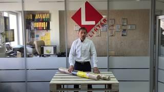 видеообзор сетки ПВС просечно вытяжной LIHTAR