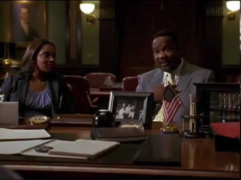 Clay Davis of The Wire
