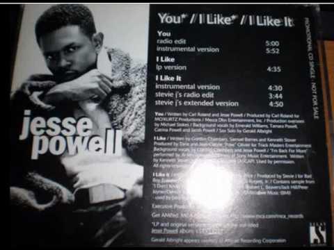 Jesse Powell - You (Insturmental Version)