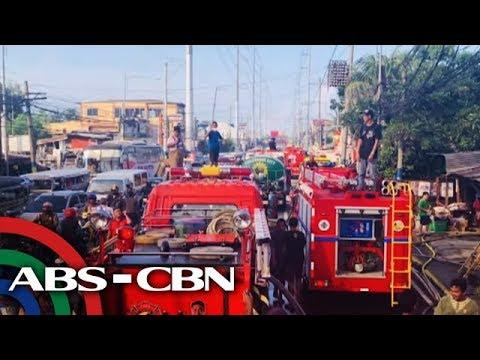 Nasa 200 pamilya nasunugan sa Bacoor, Cavite | News Patrol