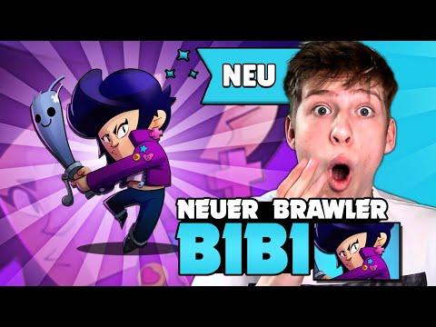 BIBI - NEUER BRAWLER! LEGENDARY? UPDATE RETROPOLIS MAI • Brawl Stars Deutsch