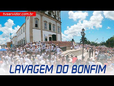 Festa do Nosso Senhor do Bonfim em Salvador, Bahia