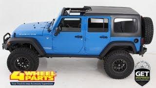 Jeep Jk Parts Exteme 1 Build Package