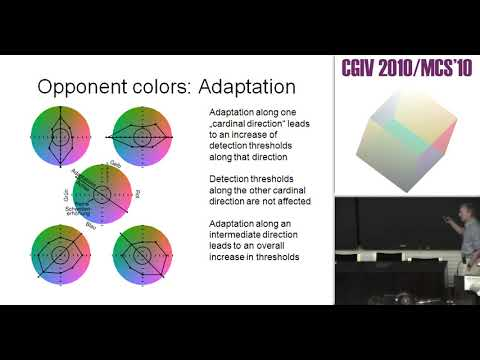 Cortical Mechanisms of Color Vision