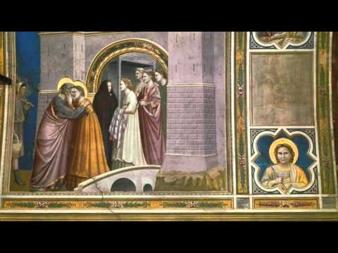 The Meeting of Joachim and Anne outside the Golden Gate at ...  The Meeting of ...