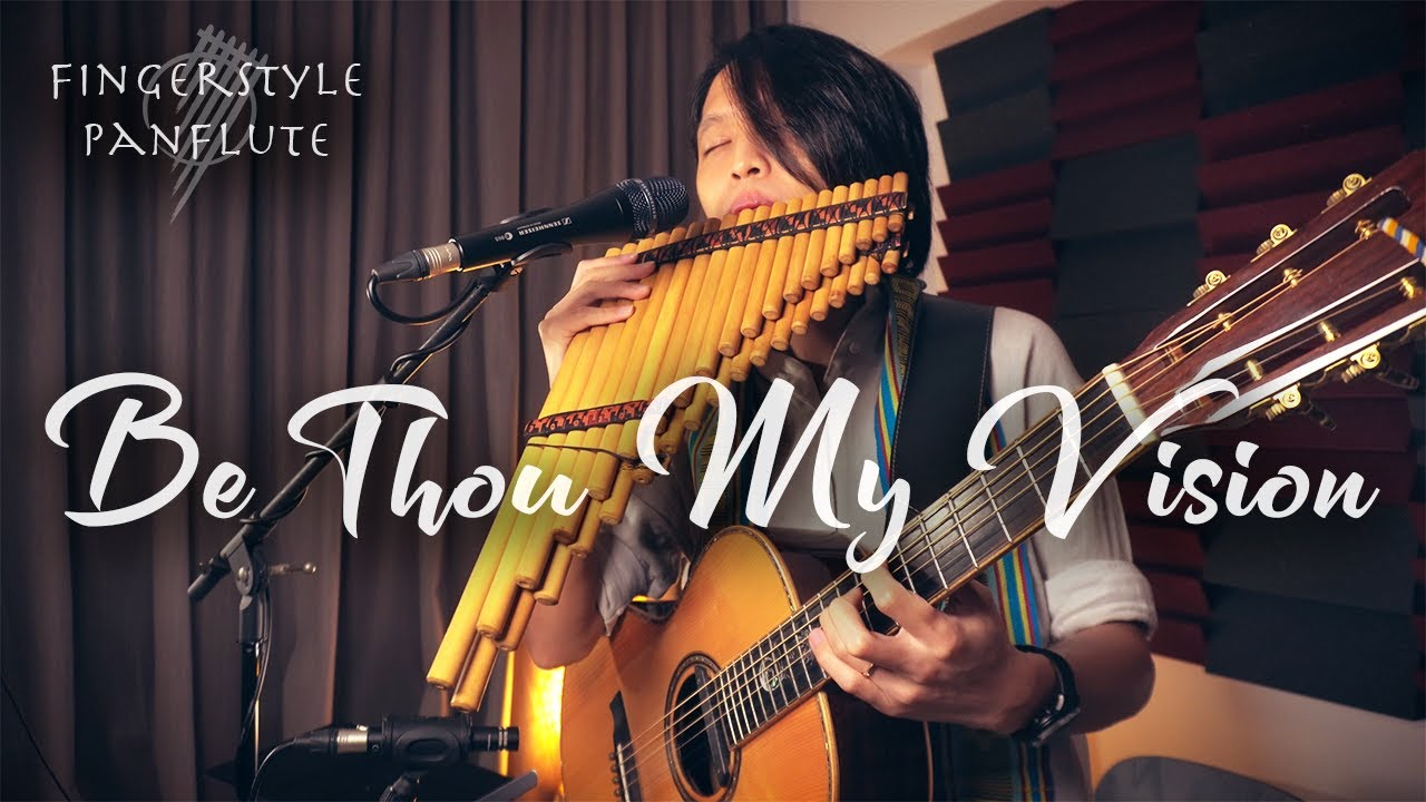 Be Thou My Vision - Panflute Fingerstyle | Neil Chan