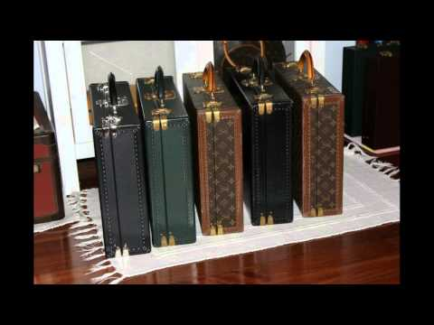 COMPULSIVE DISORDERS - Louis Vuitton Hard Case (Hard Sided) Luggage Collector