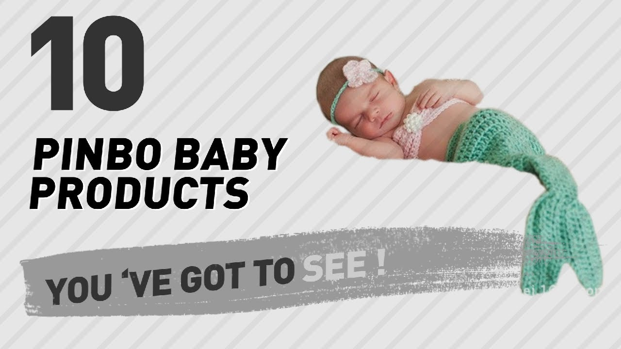 82ce31d43 Pinbo Baby Products Video Collection // New & Popular 2017