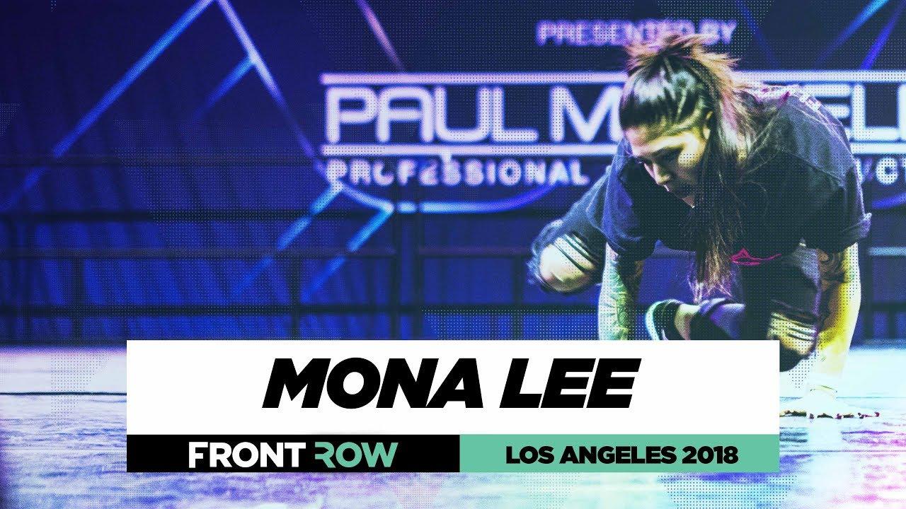 Mona Lee | FrontRow | World of Dance Los Angeles 2018 | #WODLA18