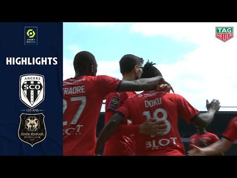 Angers Rennes Goals And Highlights